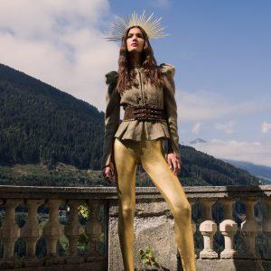 FederRock Couture Blazer Bouclé