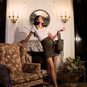 FederRock Business Skirt