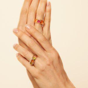 Desiree Sielaff Ring Mathilda Harmony